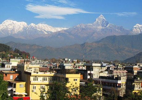 Beautiful Pokhara